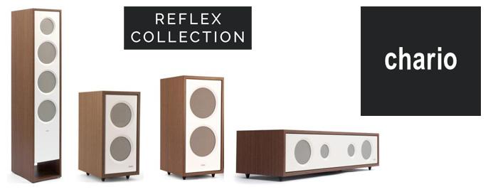 Новая коллекция Reflex от Chario